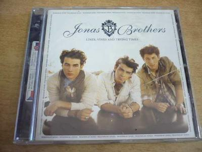 CD JONAS BROTHERS / Lines, Vines and Trying Times