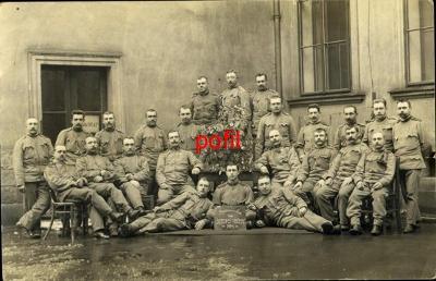 Upomínka na Štědrý večer 1914 /275416/