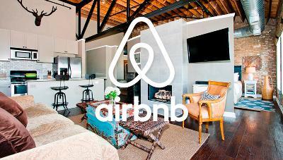 Airbnb sleva / poukaz / voucher 725,- Kč na první pobyt!