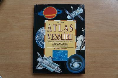 Kniha Dětský atlas vesmíru
