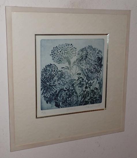 AFRIKÁNY - STANISLAVA (SLÁVKA) KONRÁDOVÁ BŘEŽKOVÁ - 1980 - Umění