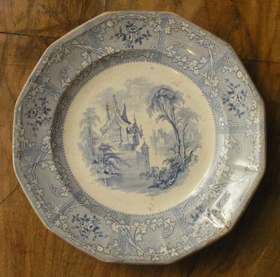 Stará Anglie - Davenport 1848 - (H735)