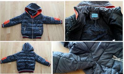 Chlapecká zimní bunda vel . 6 ( 122 )