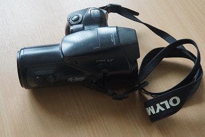 Fotoaparát Olympus IS-3000, Kinofilm