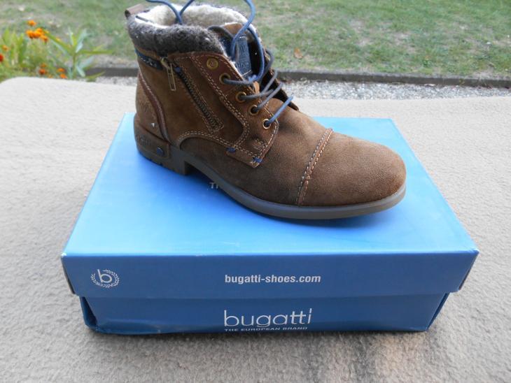 2aa78eacc64 Nové zimní kožené boty zn.