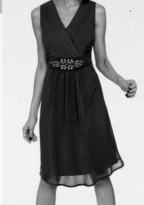 Něžné společenské šaty Ashley Brooke vel. 36 38 d0b2668913b