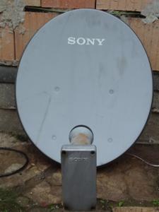 Parabola Parabolicka antena 60cm + LNB SONY