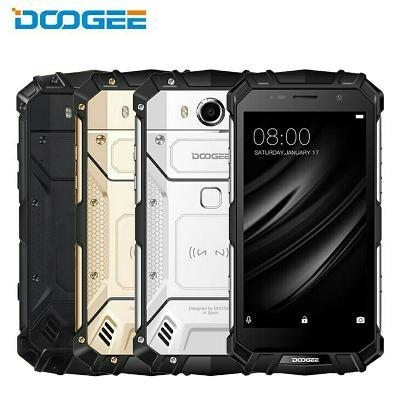 "odolný Doogee S60 5.2""FHD 6/64GB Helio P25  5580mA"