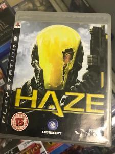 HAZE - ZÁRUKA 2 ROKY - PS3 - PLAYSTATION 3