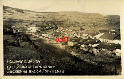 Pozdrav z Jasiny, Ukrajina /275480/