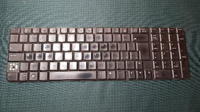 funkční klávesnice bez LSHIFT z HP compaq 6820s