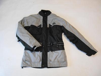 Textilní bunda ZED vel.L Zachovalý stav