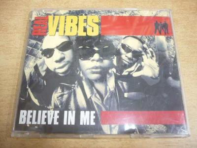 CD REAL VIBES / Believe in Me