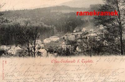 Dubí DA 1898 (Teplice Ústí nad Labem Duchcov Most Litoměřice Lovosice
