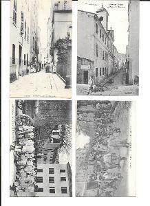 Ajaccio, Francie, 21 kusů pohledů