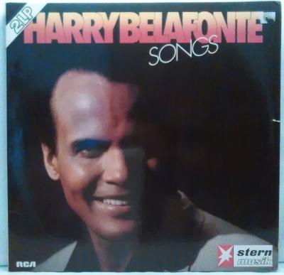 2LP Harry Belafonte - Songs, 1976 EX
