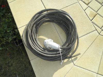 Kabel 380V gumový 19m