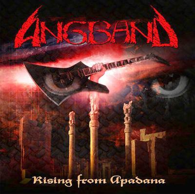 ANGBAND - Rising From Apadana - (2008) ..... JAKO NOVÉ !!