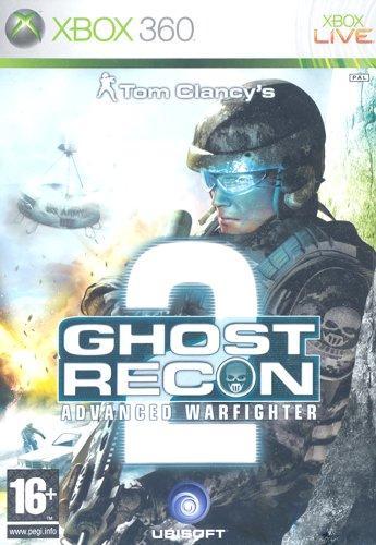 Xbox 360 - Tom Clancy's Ghost Recon Advanced Warfighter 2