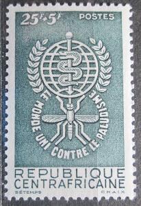 SAR 1962 Boj proti malárii Mi# 24 0962