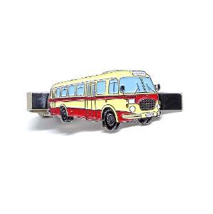 Kravatová spona autobus Škoda 706 RTO