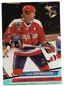 CALLE JOHANSSON 1992-93 ULTRA
