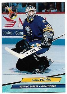 DAREN PUPPA 1992-93 ULTRA