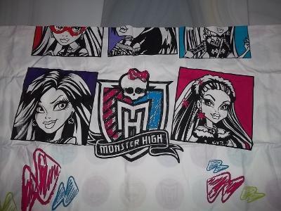 Povlečení Monster Hight