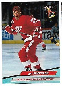 RAY SHEPPARD 1992-93 ULTRA