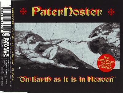 Paternoster Feat. Linda Rocco - On Earth As It Is In Heaven