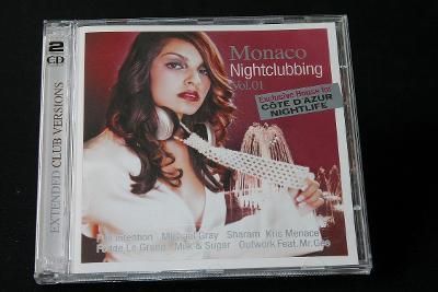 2CD - Monaco Nightclubbing, Volume 01 (k20)