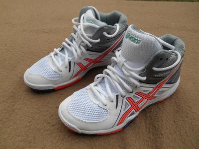 Nové dámské sportovní boty zn.: Asics Gel Task MT vel. 40