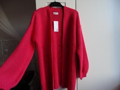 Dlouhý svetr-Reserved-S-nový