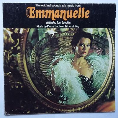 LP Pierre Bachelet & Hervé Roy - Emmanuelle – The Original Soundtrack