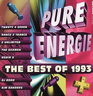 Pure Energie - The Best Of 1993 CD Album