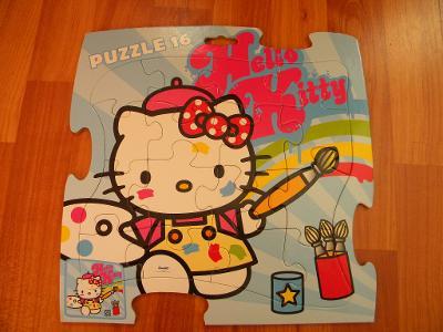 puzzle s Hello Kitty-jako nové