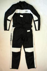 Dvoudílná textilní kombinéza RACE trap vel.S/XXL