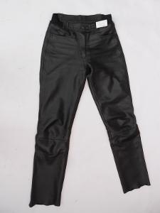 Kožené kalhoty PROBIKER vel.36 Zachovalý stav