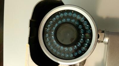 CCTV vodotěsná bezpečnostní kamera