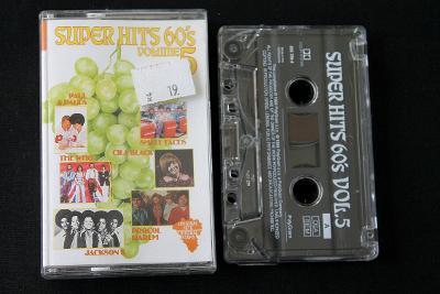 MC - Various - The Super Hits Volume 5.  (Z)