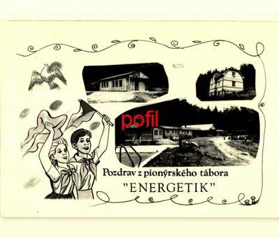 Pionýrský tábor Energetik /275599/