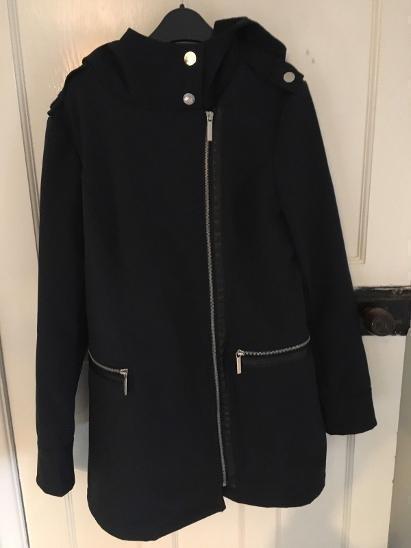 Modrý softshellový kabátek Michael kors vel. M  ed6e295bc0