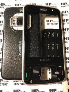 KRYT NOKIA N96 Black ORIGINÁL !