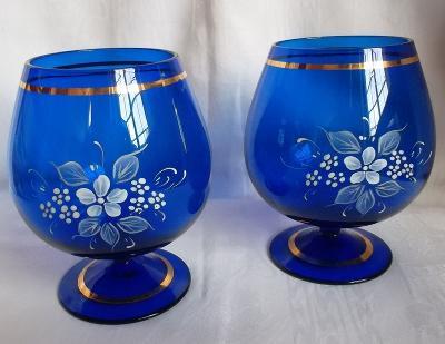 Ručně malované skleničky(7083)
