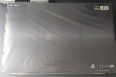 Playstation 4 (PS4) Pro 500M (500 million edition)