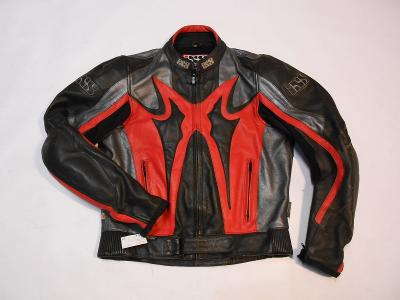Kožená bunda iXS vel.50
