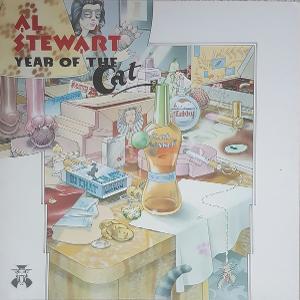 AL STEWART - YEAR OF THE CAT / výborný stav