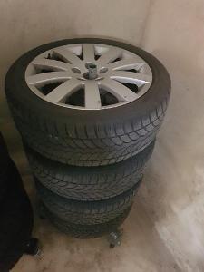 Bridgestone Blizzak LM-32 - 225/45 R17 91H