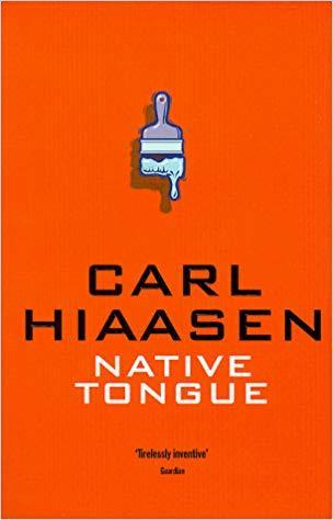 Super cena- Hiaasen:Native tongue