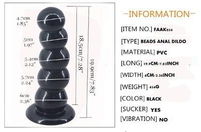 anální kolík, supr materiál